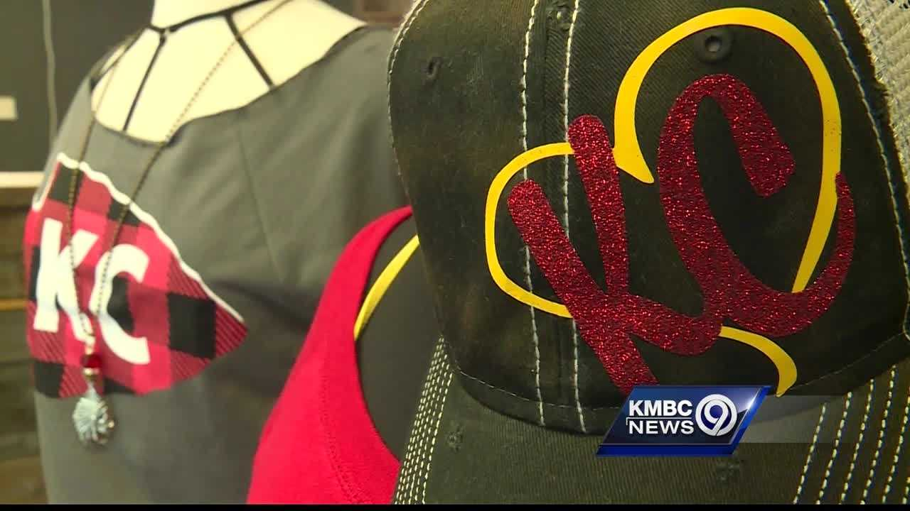 A Kansas City-area store is going gold to help support a local charity.