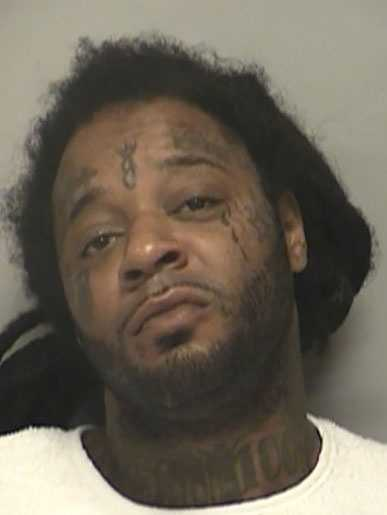 Rodreko V. Jennings, 38, is wanted in Jackson County, Missouri, on a charges of burglary and failure to appear in court on a charge of unlawful possession of a weapon.He is black, 5 feet 7 inches tall, 190 pounds and has black hair, brown eyes and tattoos on his back, chest and face.His last known address was in the area of 34th & Cleveland in Kansas City, Missouri.Police said Jennings should be considered armed and dangerous.