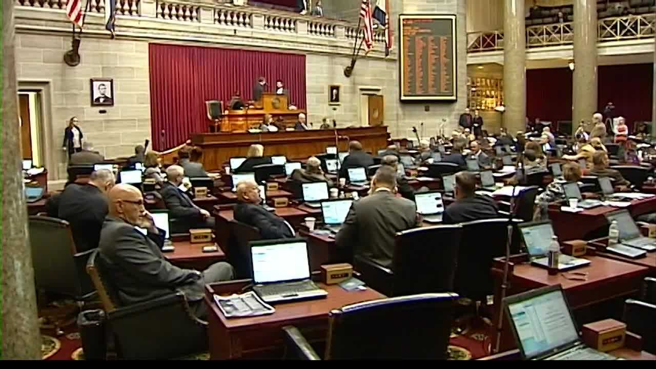 Gov. Jay Nixon responded to Wednesday's veto overrides by the Missouri Legislature with a round of budget cuts.