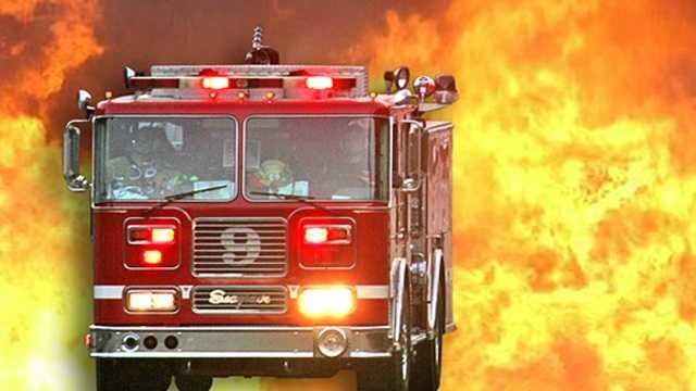 Fire - truck