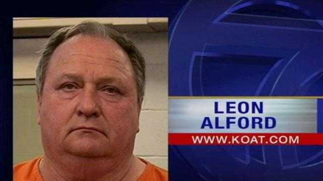 Grandfather Charged With Rape