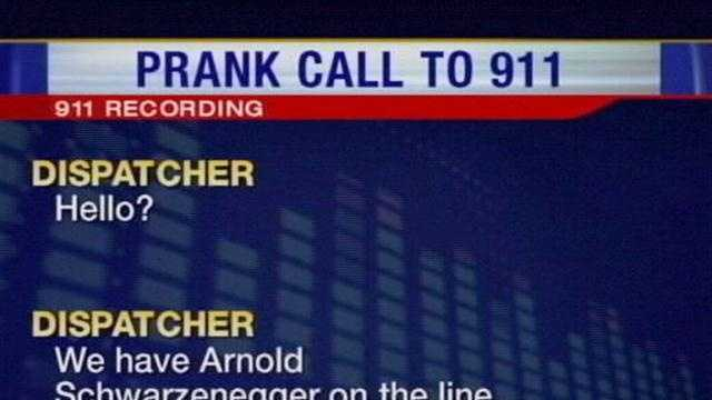 A prank call into Albuquerque police's 911 center has officials upset.