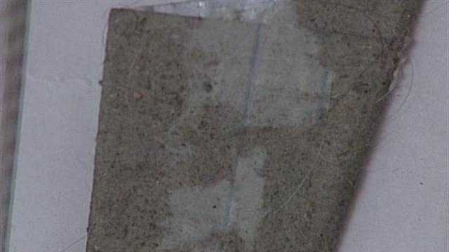 Man says image of Jesus appears in duct tape
