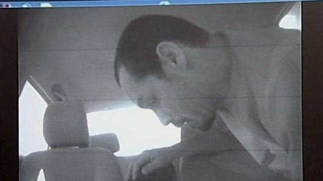 Thieves ransack bait car in what police say in a trend in stealing.