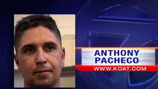 An Albuquerque firefighter is accused of being linked to burglary ring.