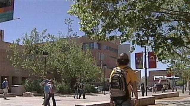 UNM Regents looking at a 3.75 percent tuition hike, as well as a 65 dollar student fee increase.