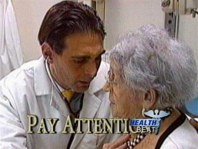 Sign 1: Make sure your doctor pays attention