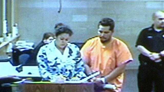 Richard Gutierrez during a court appearance