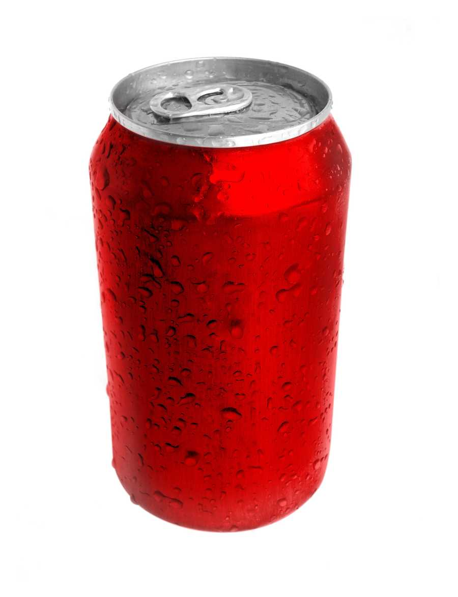 1. Sweet drinks have empty calories.