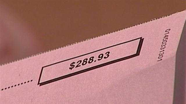 A northeast Albuquerque woman says her electric bill is outrageous.