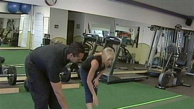 One woman tells Action 7 News about her interval training.