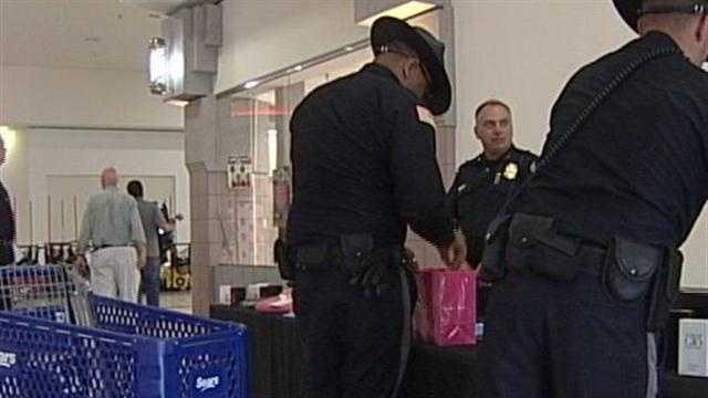 Coronado Shoplifting Sting