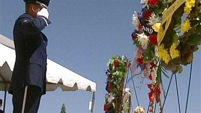 New Mexico Honors Memorial Day