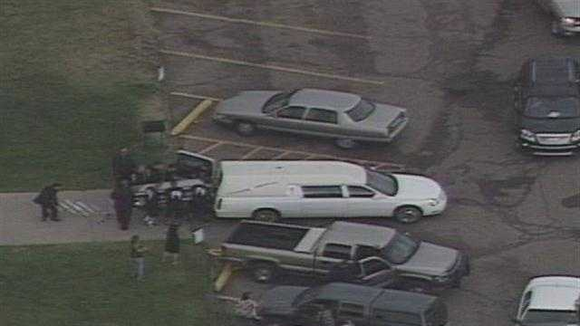 Johnny Tapia's funeral was Monday.