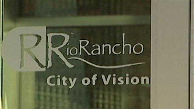 RIO RANCHO CITY MANAGER