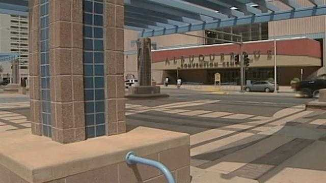 Changes are coming to the Albuquerque Convention Center.