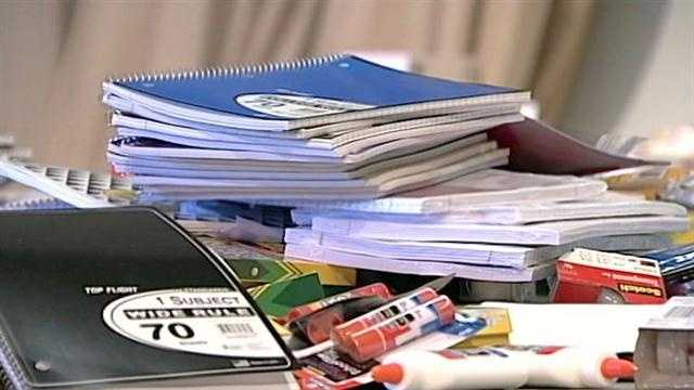 The 2012 KOAT School Supply drive is ramping up. See how you can help.