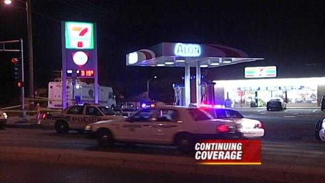 7-Eleven Shooting Suspect Arrested
