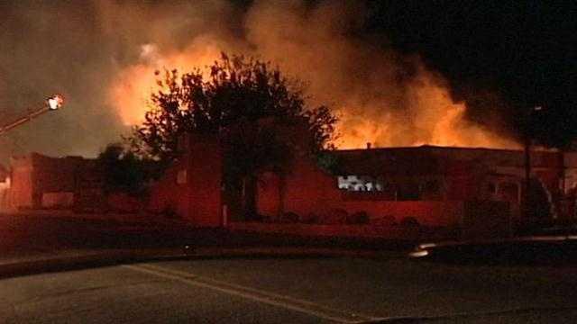 Rancho De Corrales Fire