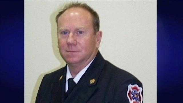 Sandoval County Fire Chief Jon Tibbetts was killed in a Monday morning accident on Interstate 25 near the Bernalillo exit.