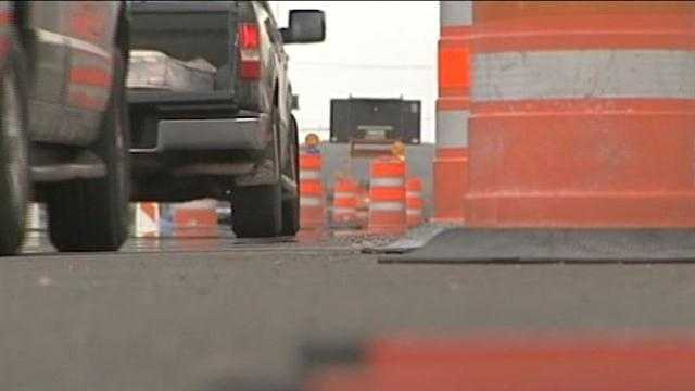 Heavy construction and the start of year-round school in southwest Albuquerque is causing a traffic nightmare for people driving through it.