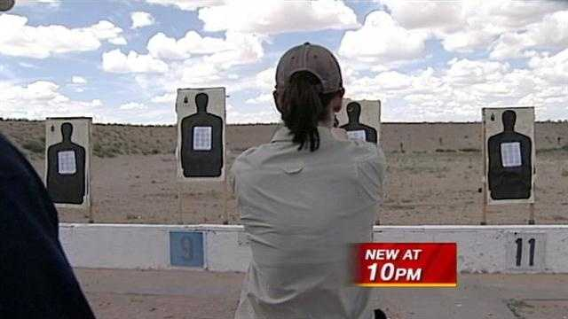Conceal and carry classes are filling up fast