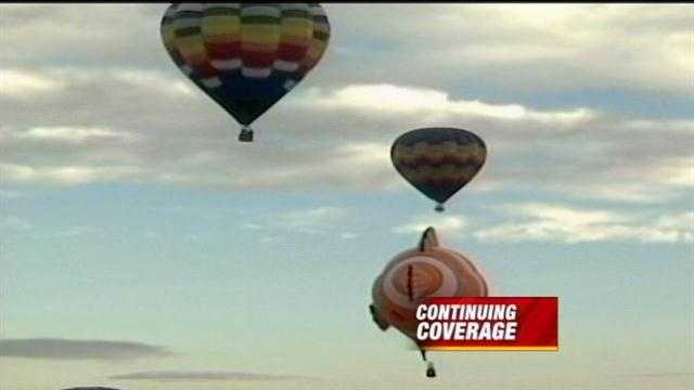 Decision Day for Balloon Fiesta Vendors