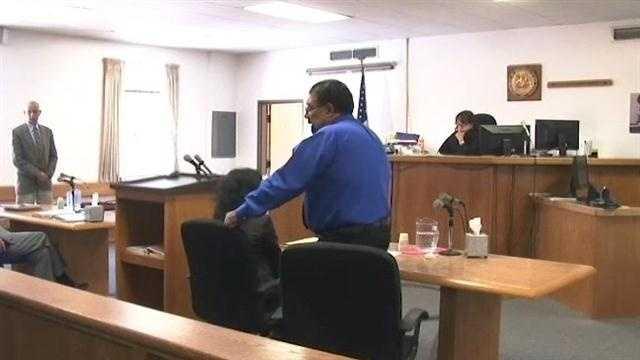 Martin Gonzales sentenced