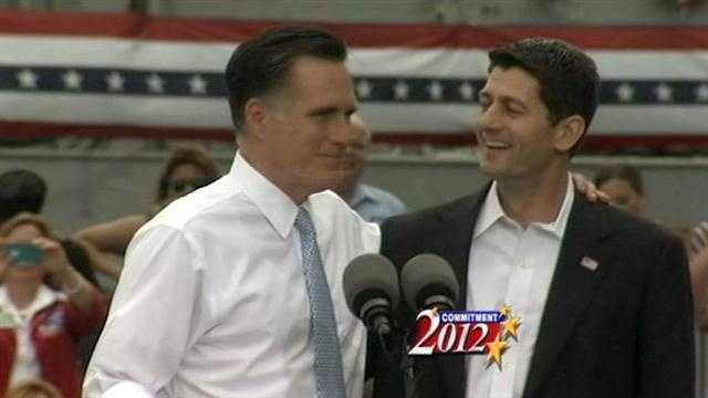 Brian Sanderoff on Romney's choice