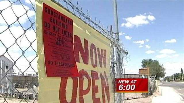 For the second day in a row, the city shuts down recycling centers for numerous violations.