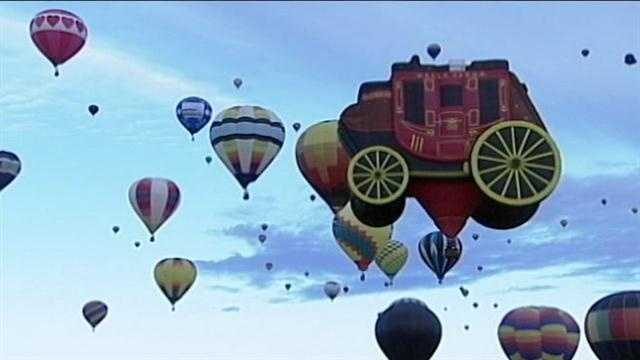 Action 7 News has obtained documents from the Balloon Fiesta.