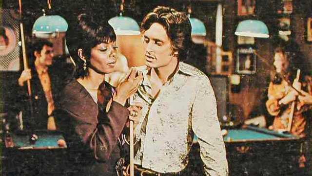 "1970: Michael Douglas in the film ""Adam at 6 A.M."""