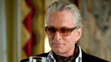"2009: Michael Douglas in the romantic comedy ""Ghosts of Girlfriends Past."""