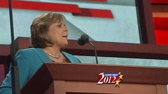 Martinez's RNC speech not aired in full