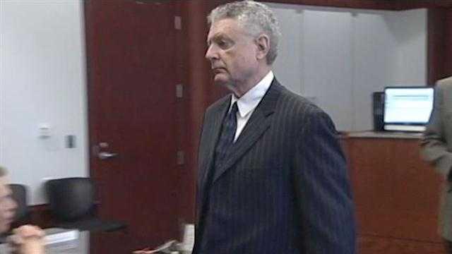 Vaughan Sentencing