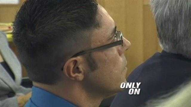 Mall molestation sentencing