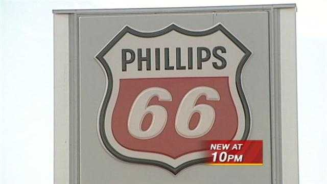 Phillips 66 gas issues