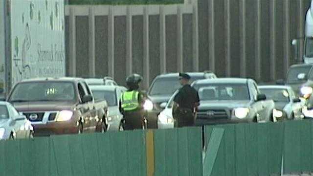 2 hospitalized after crash on I-40