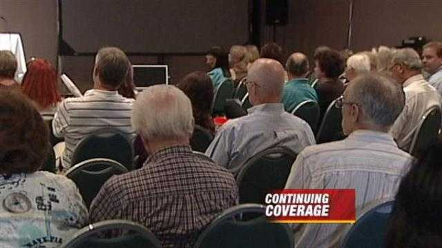 Sex Offender Conference Wraps Up