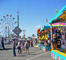 Beginning Thursday, September 13, the Fair will open at 9 a.m. every day. Admission is $10 Adults (12-61), $7 (Seniors (62 and up), $7 Kids (11 and under) and free for kids 5 and under!