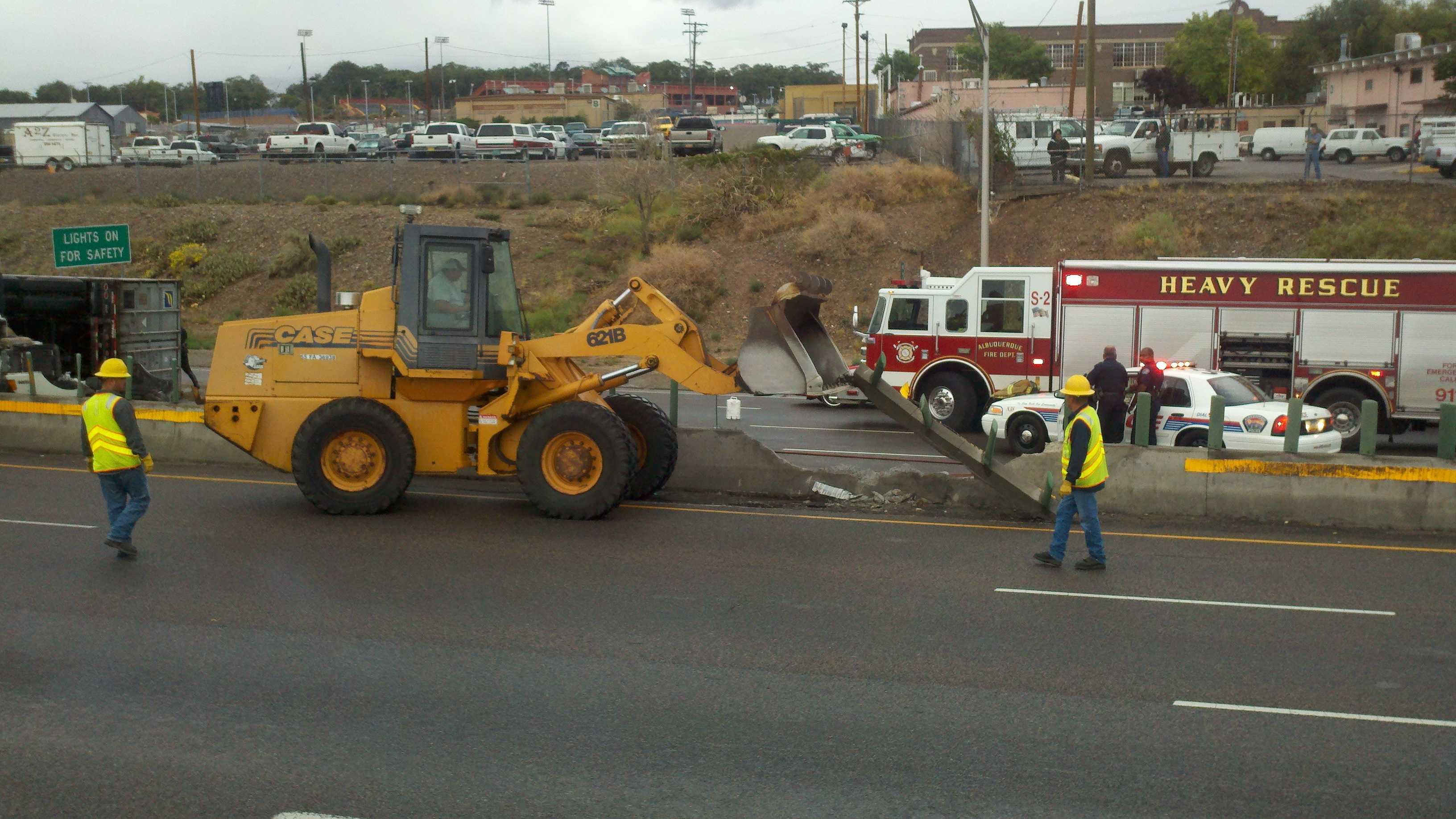 Sept 13 2012 rollover crash