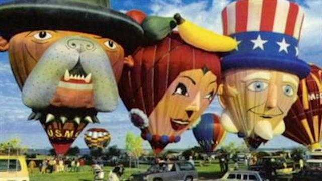 A balloon that's been at the Balloon Fiesta for years won't be around this October.
