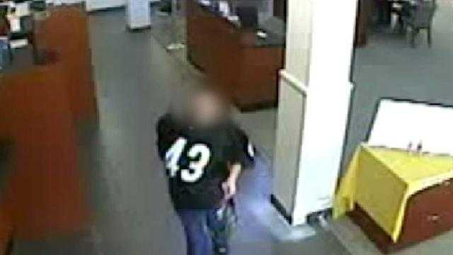 Details emerge in forced bank robbery