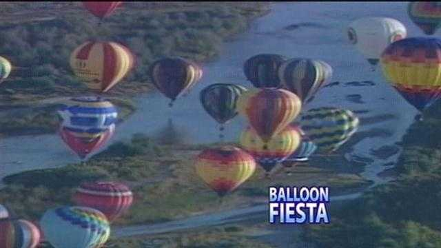 Balloon Fiesta Expectations