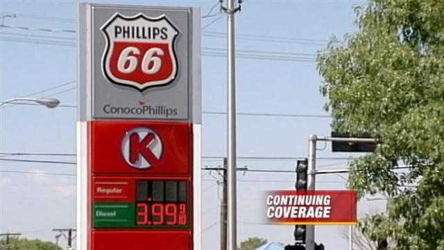 PHILLIPS 66 NO GAS