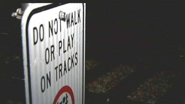 Rail Runner Tracks