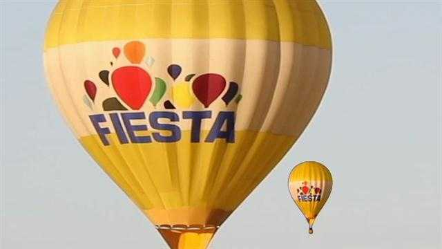 Balloon Fiesta weather worries