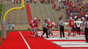 New Mexico is trying to put together its first winning season since 2007, when the Lobos were 9-5.