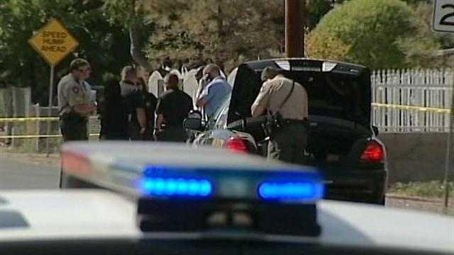 Deputies investigate double shooting