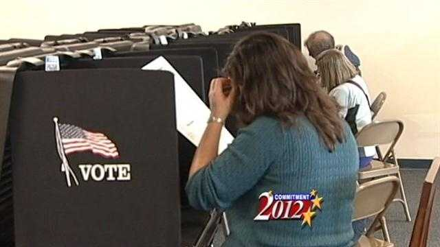 Some report voting problems in New Mexico